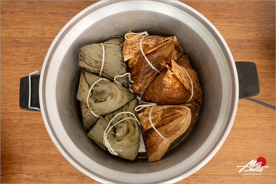 【2021端午粽子推薦】裕元花園酒店端粽精品禮盒,送禮自用都得宜,五星粽子就吃這家!!